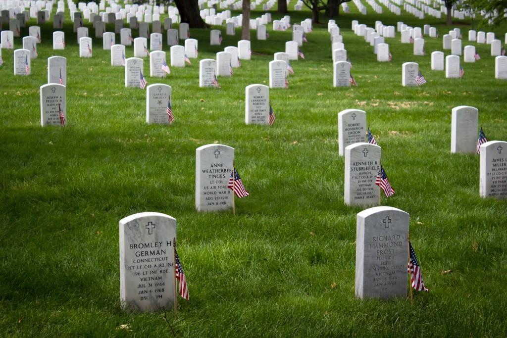 Generalfriedhof Arlington