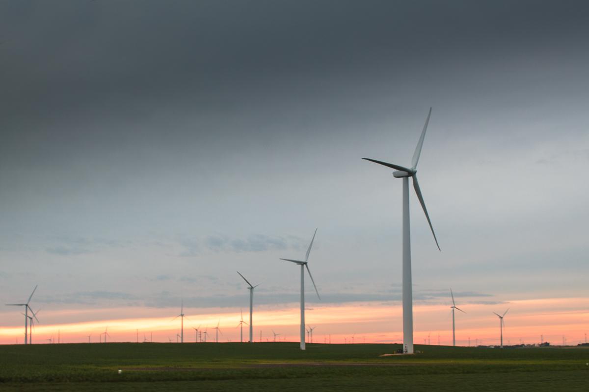 Windkraft in Minnesota
