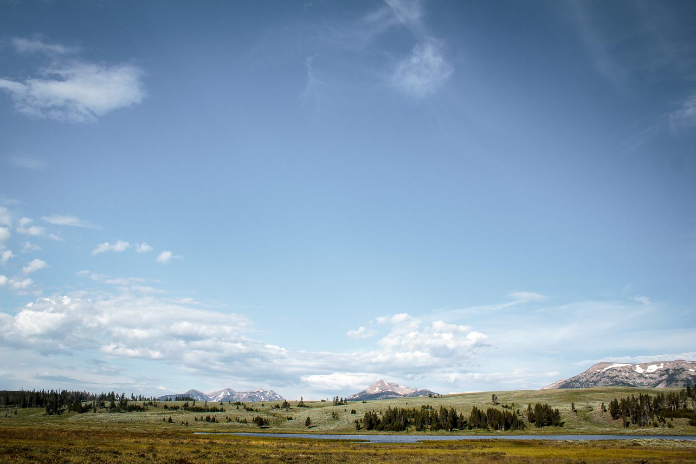 Wyoming Landschaft
